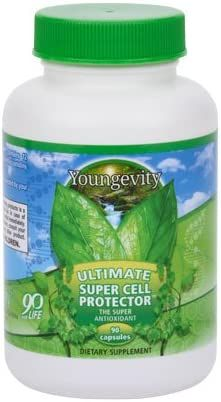 Super Cell Protector - 90 Capsules 4 Bottles