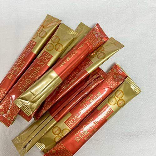 Marine Collagen Peptides Powder Packets (30 per Box) Yogurt Flavor - Marine Collagen Supplement (1 Pack (30 Sticks))
