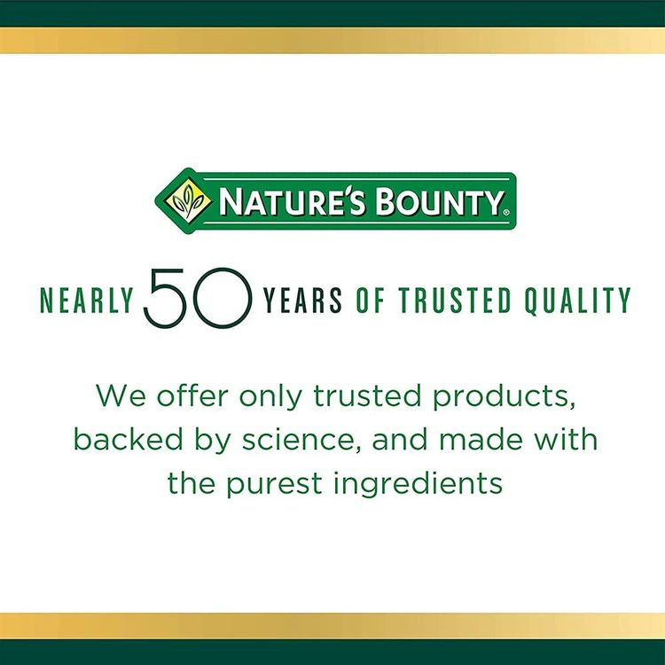 Ginseng by Nature's Bounty, Ginseng Complex Capsules Supports Vitality & Immune Function, 75 Capsules