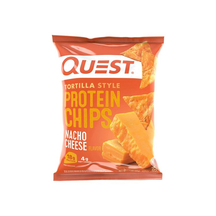 Quest Tortilla Style Protein Chips Variety Pack (6 Count)