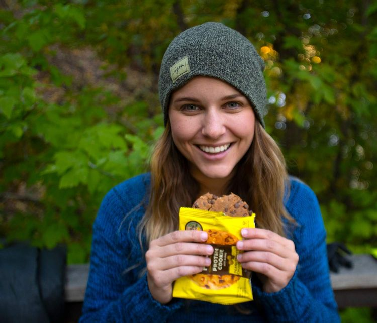 Munk Pack - Peanut Butter Chocolate Chip - Protein Cookie - 6 Pack - 18g Protein, Vegan, Gluten-Free, Soft Baked - 2.96oz