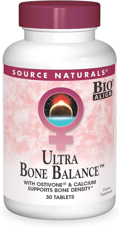 Source Naturals Ultra Bone Balance, Eternal Woman,30 Tablets