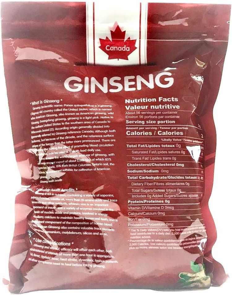 PEACE PAVILION 5 Years Ginseng-Standard Bag Package 454g