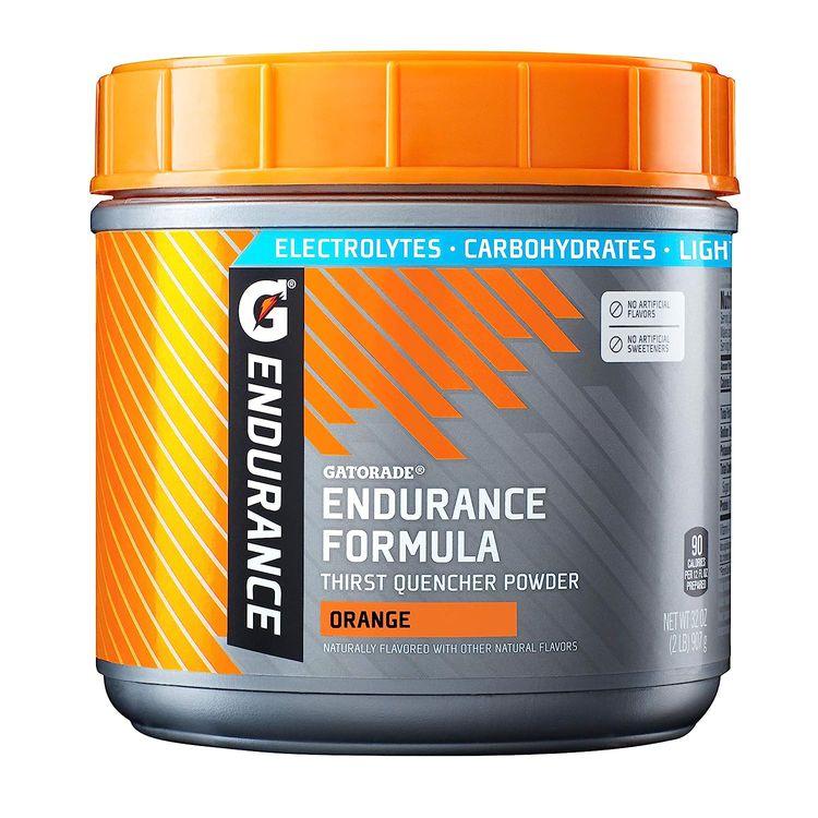 Gatorade Endurance Formula Powder, Orange, 32 Ounce.