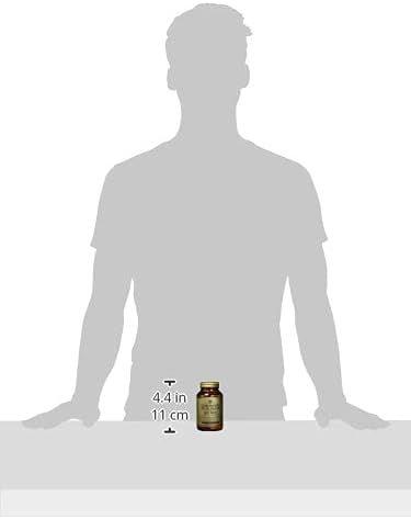 Solgar Chromium Picolinate 500 mcg, 120 Vegetable Capsules - Supports Energy - Supports Healthy Blood Sugar Metabolism - Vegan, Gluten Free, Dairy Free, Kosher - 120 Servings