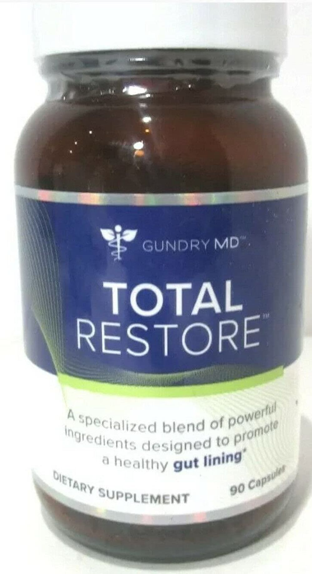 Gundry MD Total Restore Gut Lining Support Blend 90 Capsules