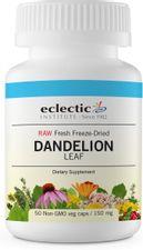 Eclectic Dandelion Leaf Cog FDV, Blue, 50 Count
