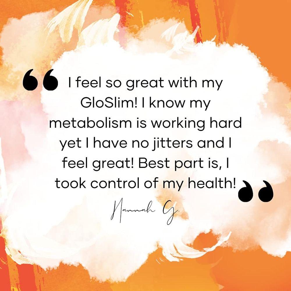 GloSlim SpiceFruit™ - Fat Burner and Metabolism Booster, Non-Stimulant Weight Management Supplement, West African SpiceFruit Glomerata for Metabolic Health, 30 Veggie Capsules