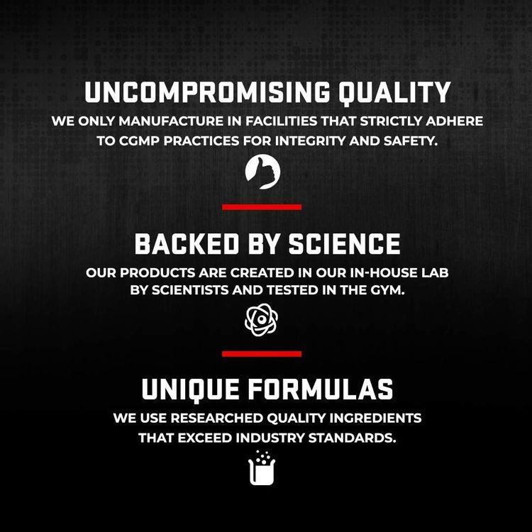 ProSupps® Dr. Jekyll® Signature Pre-Workout Powder, Stimulant & Caffeine Free, Intense Focus, Energy & Pumps, (30 Servings, Blueberry Lemonade)