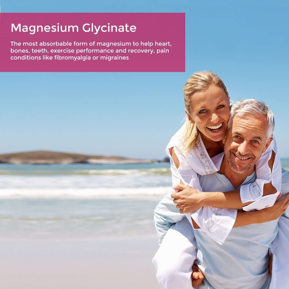 Intelligent Labs MagEnhance Magnesium Supplement, Magnesium-L-Threonate Complex with Magnesium Glycinate and Taurate, 90 Capsules