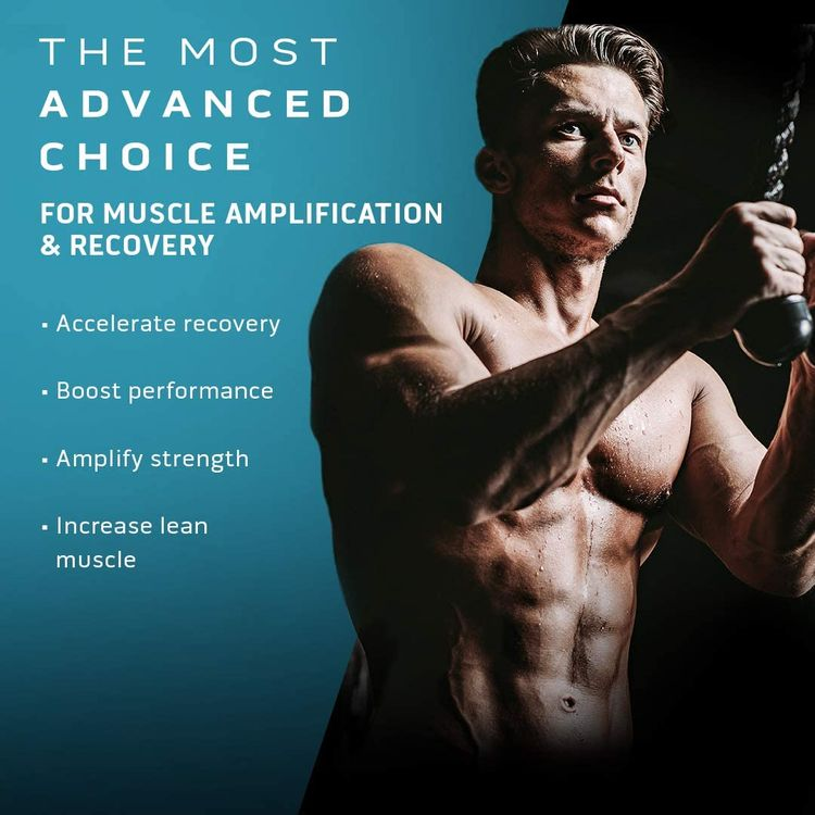 Muscle Recovery   MuscleTech Clear Muscle Post Workout Recovery   Muscle Builder for Men & Women   HMB Supplements   Sports Nutrition Post Workout Recovery & Muscle Building Supplements, 42 ct