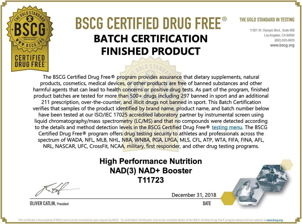 HPN NAD+ Booster (NAD3), Anti Aging Cell Booster, NRF2 Activator, Nicotinamide Riboside Alternative, True NAD Supplement Cell Regenerator Provides Natural Energy, Longevity, and Cellular Health (60 Veggie Capsules, 1 Month Supply)