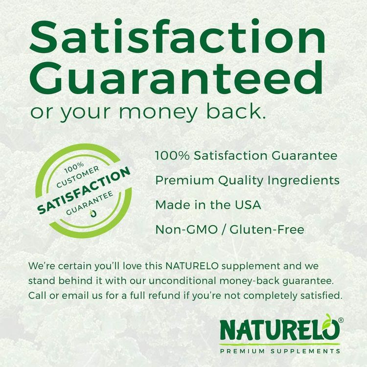 NATURELO One Daily Multivitamin for Women 50+ (Iron Free) - Menopause Support for Women Over 50 - Whole Food Supplement - Non-GMO - No Soy - 60 Capsules   2 Month Supply