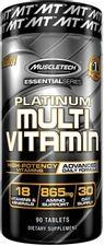 Advanced Daily Multivitamin para Hombres Y Mujeres, Incluye Aminoacidos, 18