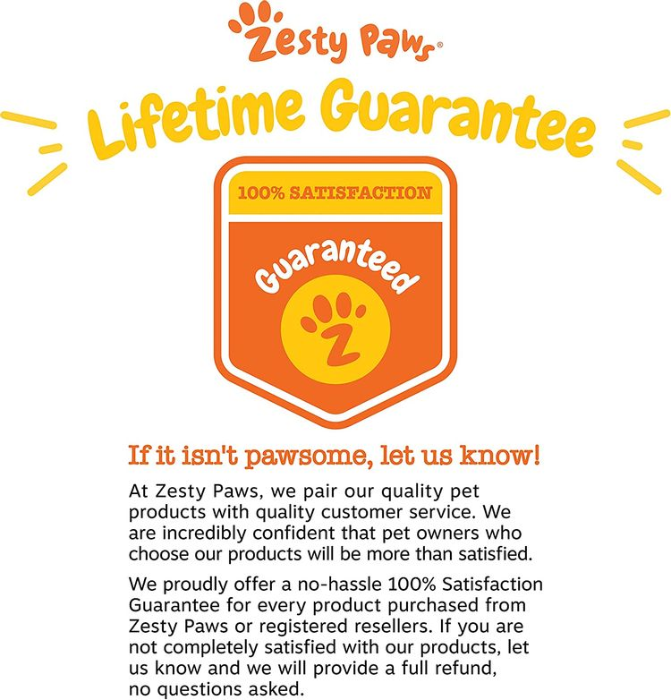 Zesty Paws Probiotic for Dogs - Probiotics for Gut Flora, Digestive Health, Occasional Diarrhea & Bowel Support - Clinically Studied DE111 - Functional Dog Supplement Soft Chews for Pet Immune System