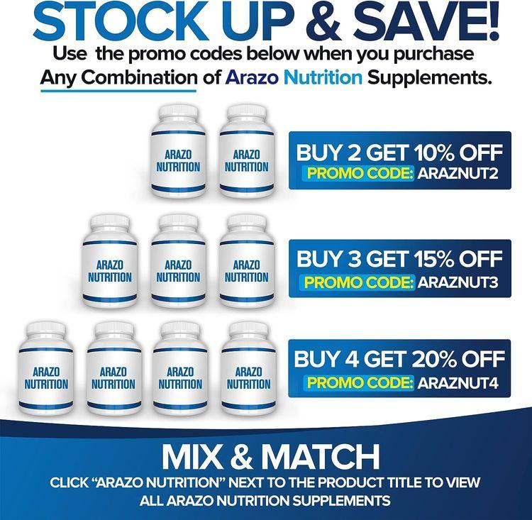 Liver Cleanse Detox & Repair Formula – Milk Thistle Herbal Support Supplement: Silymarin, Beet, Artichoke, Dandelion, Chicory Root – Arazo Nutrition