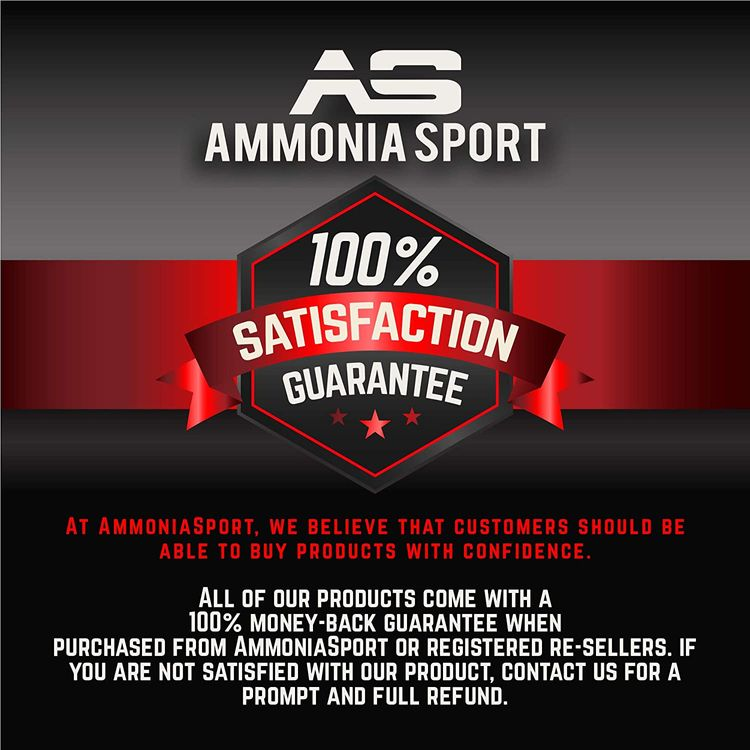 Athletic Smelling Salts - RAW - Add Water & Sniff! - Raw Ammonia with 100's of Uses Per Bottle - Strongest Smelling Salt for Athletes - Alert Supplement - Adrenaline Supplement - by AmmoniaSport