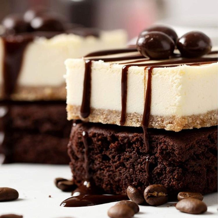 Eat Me Guilt Free Protein Brownie, Low Carb Snack or Dessert (Original Chocolate)