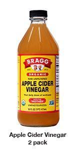Apple Cider Vinegar 2 Pack