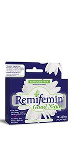 Remifemin Good night