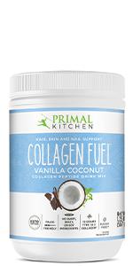 vanilla collagen