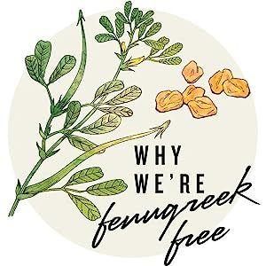 Fenugreek-free