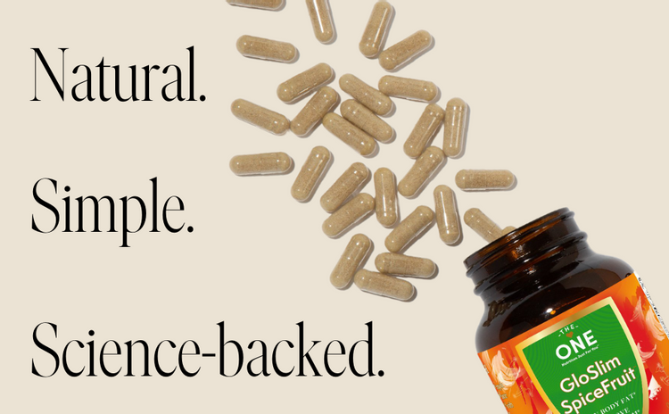 Natural. Simple. Science Backed.