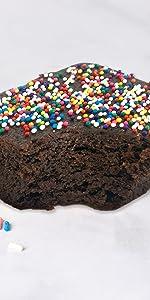 Galaxy Brownie