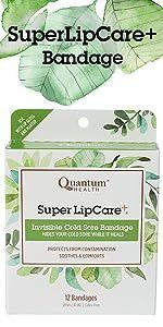 Image: SuperLipCare Cold Sore Bandage