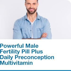 vitamins supplement capsules reproductive mobility boost increase fertile pill cycle beads month man