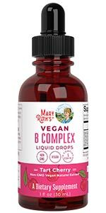 MaryRuth's Vegan B Complex Liquid Drops