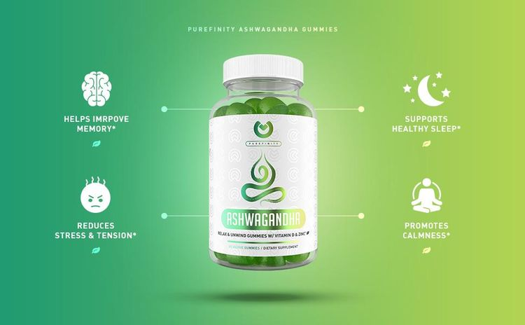 purefinity ashwagandha benefits