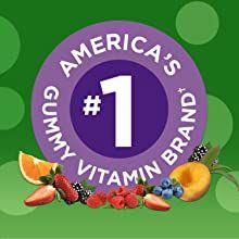 America's #1 Gummy Vitamin Brand