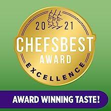 2021 Chefs Best Award