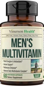 Men's Daily Multivitamin Supplement