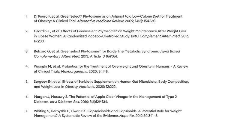 Thin 30 Physicians Choice probiotic 15 billion CFU Sources
