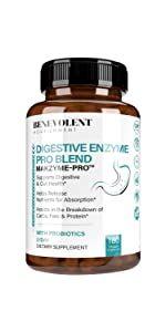 benevolent nourishment digestive enzyme