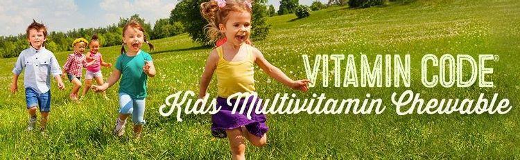 vitamin code kids multivitamin chewables