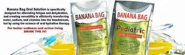 Banana Bag drink oral solution