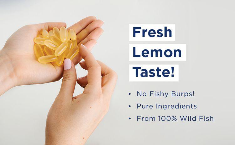 Ultimate Omega Fish Gelatin 60ct 3