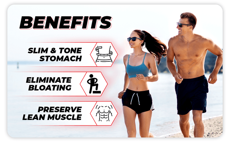 Benefits - Burn Belly Fat, Eliminate Bloating, and Preserve Lean Muscle
