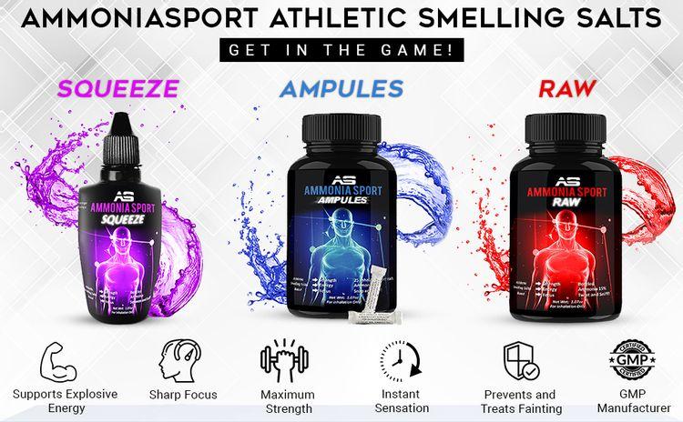 Ammonia Sport