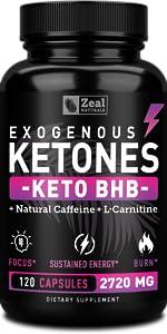 Keto exogenous Ketones BHB pills keto BHB