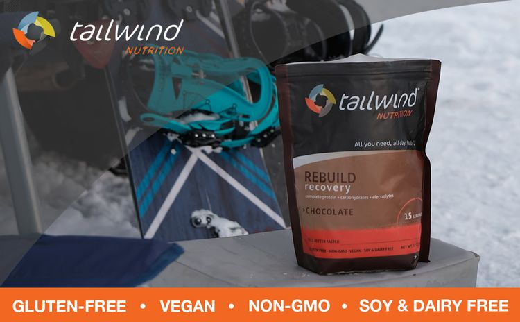 tailwind nutrition rebuild recovery drinks chocolate
