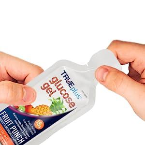 Easy to Open Glucose Gel Diabetic