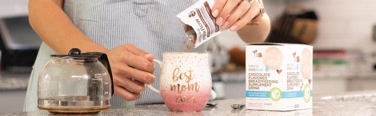 Milkflow Chocolate Lactation Drink