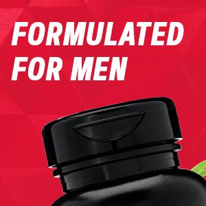 Formulated for men
