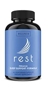 REST sleep support