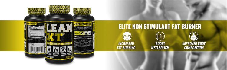 Lean-XT - Elite Non-Stimulant Fat Burner