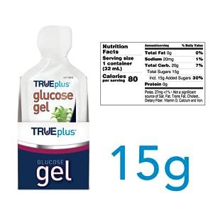 Glucose Gel Pouch TRUEplus 15g